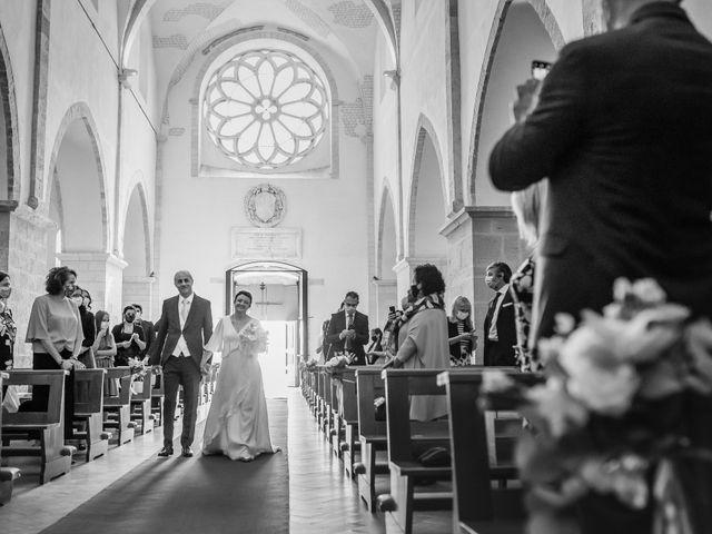 Il matrimonio di Stefano e Roberta a Sermoneta, Latina 25