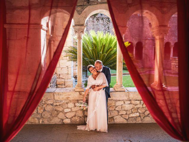 Il matrimonio di Stefano e Roberta a Sermoneta, Latina 36