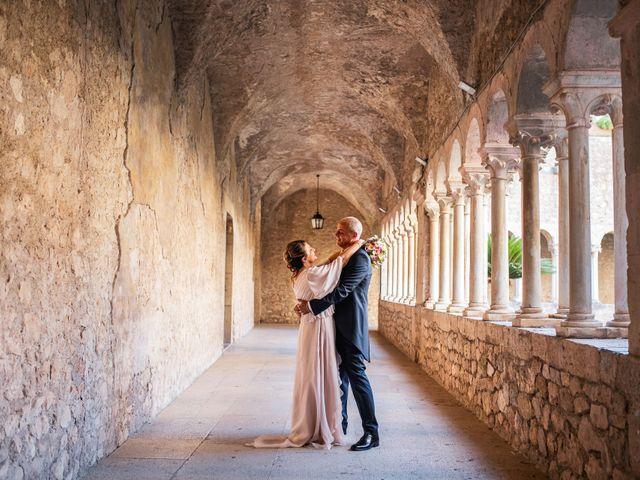 Il matrimonio di Stefano e Roberta a Sermoneta, Latina 37