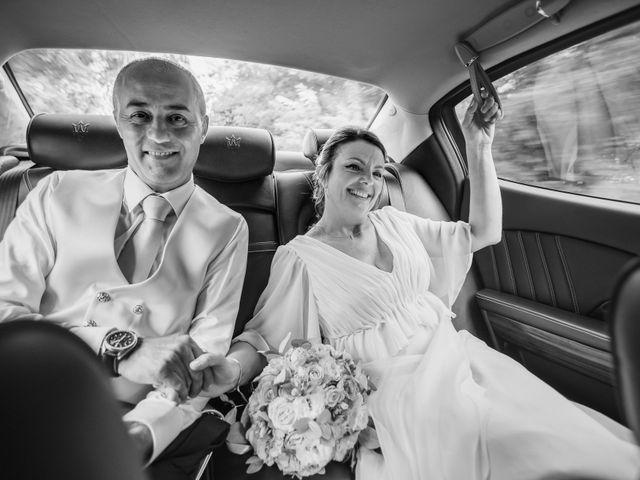 Il matrimonio di Stefano e Roberta a Sermoneta, Latina 40