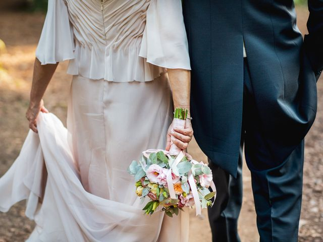 Il matrimonio di Stefano e Roberta a Sermoneta, Latina 42