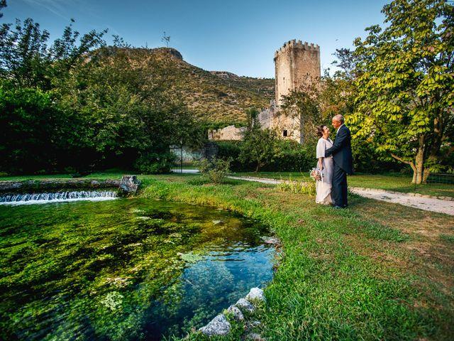 Il matrimonio di Stefano e Roberta a Sermoneta, Latina 46