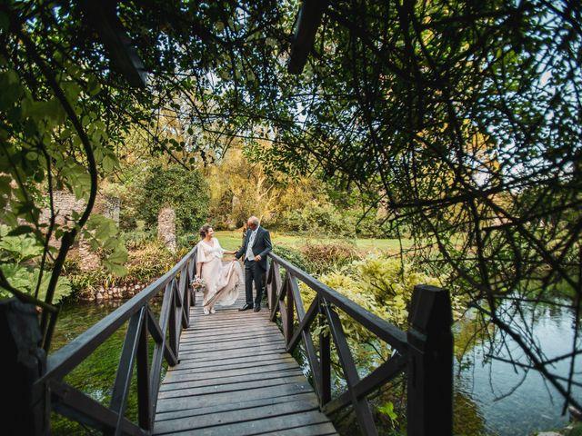 Il matrimonio di Stefano e Roberta a Sermoneta, Latina 48