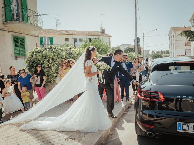 Il matrimonio di Gabriele e Nica a Corato, Bari 7