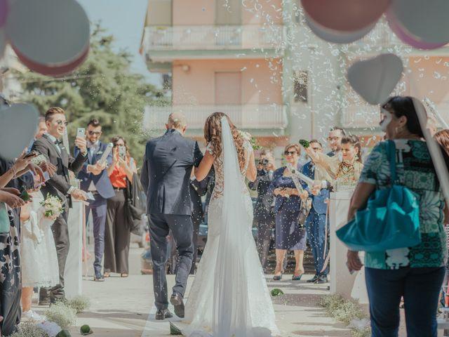 Il matrimonio di Gabriele e Nica a Corato, Bari 9