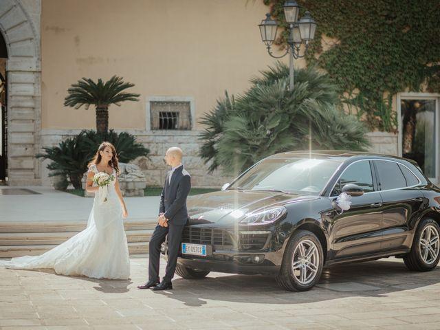 Il matrimonio di Gabriele e Nica a Corato, Bari 10