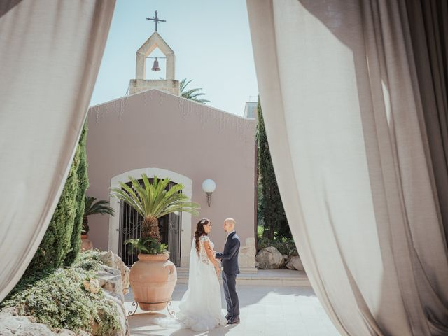 Il matrimonio di Gabriele e Nica a Corato, Bari 13