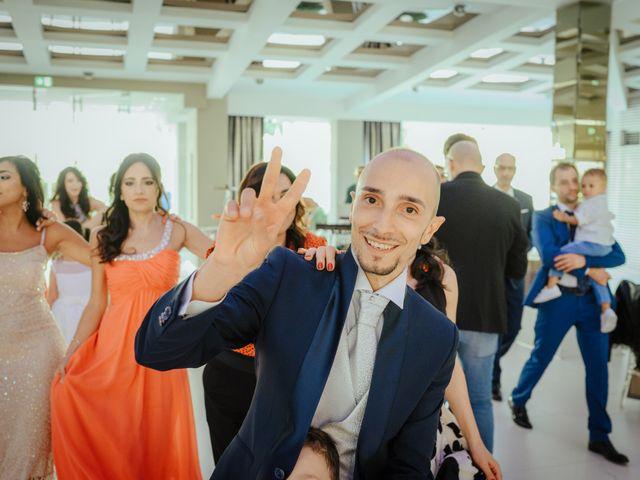 Il matrimonio di Gabriele e Nica a Corato, Bari 16