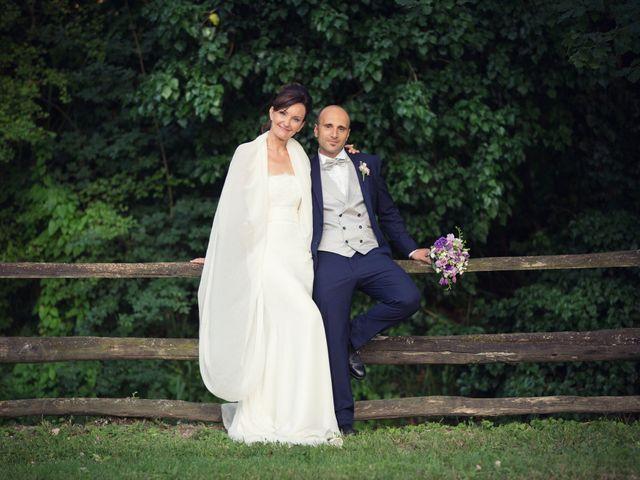 Il matrimonio di Davide e Francesca a Dozza, Bologna 1