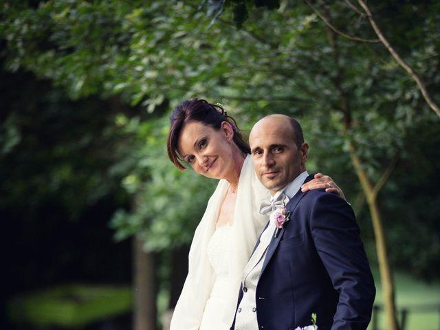 Il matrimonio di Davide e Francesca a Dozza, Bologna 3