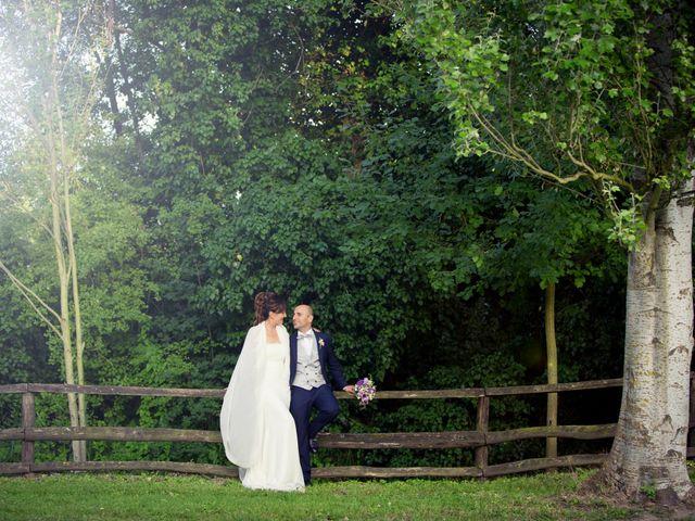 Il matrimonio di Davide e Francesca a Dozza, Bologna 5