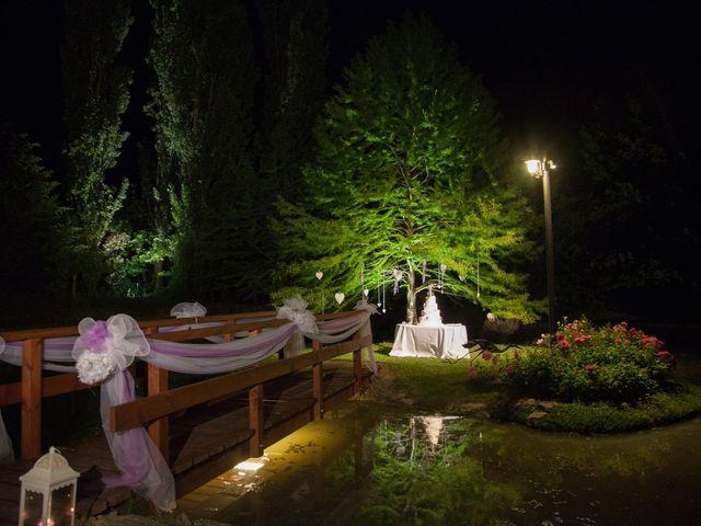 Il matrimonio di Davide e Francesca a Dozza, Bologna 12