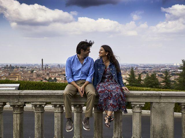 Il matrimonio di Alex e Clarissa a Bologna, Bologna 2