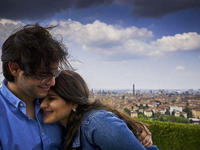 Il matrimonio di Alex e Clarissa a Bologna, Bologna 3