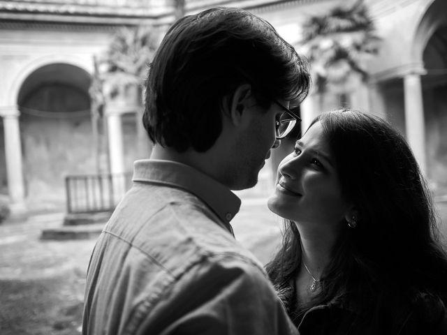 Il matrimonio di Alex e Clarissa a Bologna, Bologna 6