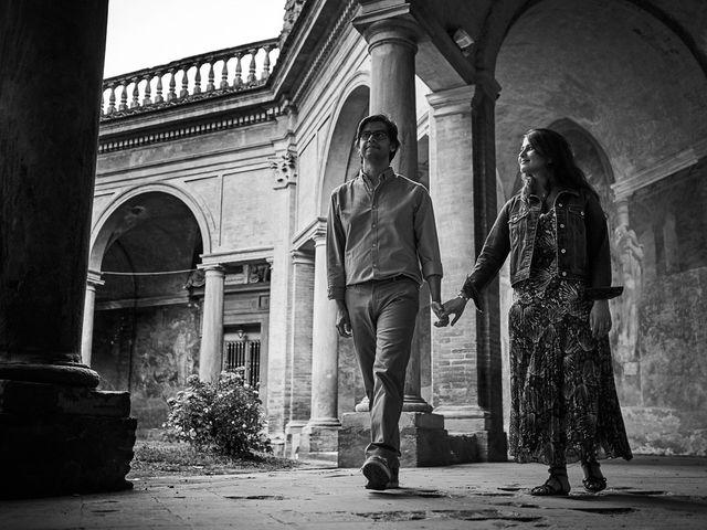 Il matrimonio di Alex e Clarissa a Bologna, Bologna 9