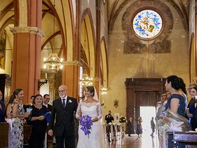 Il matrimonio di Alex e Clarissa a Bologna, Bologna 14