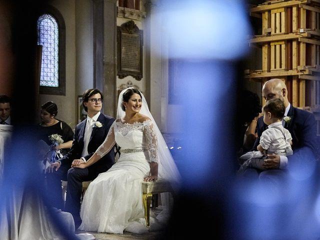 Il matrimonio di Alex e Clarissa a Bologna, Bologna 15