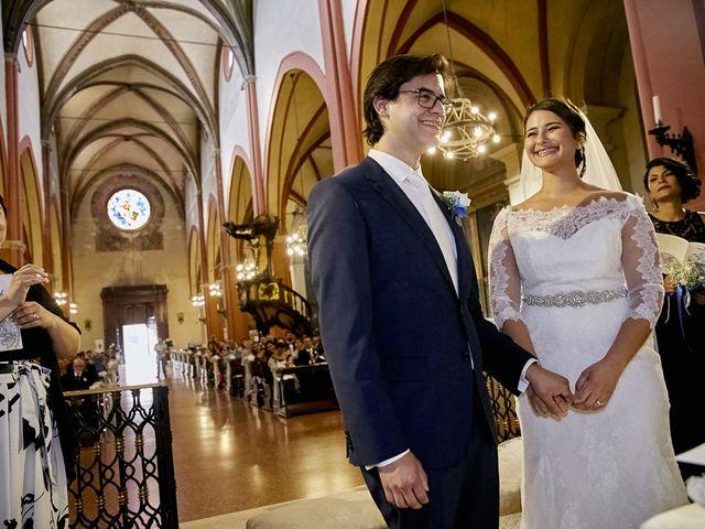 Il matrimonio di Alex e Clarissa a Bologna, Bologna 17