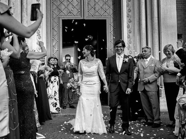 Il matrimonio di Alex e Clarissa a Bologna, Bologna 18