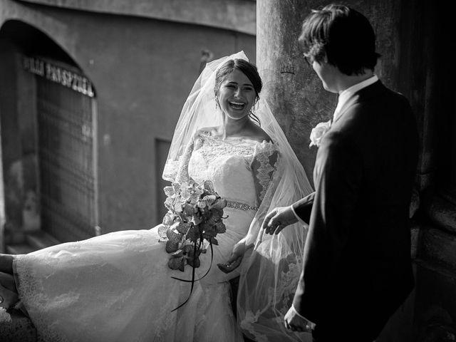 Il matrimonio di Alex e Clarissa a Bologna, Bologna 20