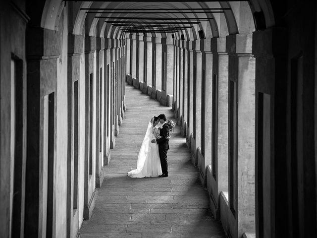 Il matrimonio di Alex e Clarissa a Bologna, Bologna 24