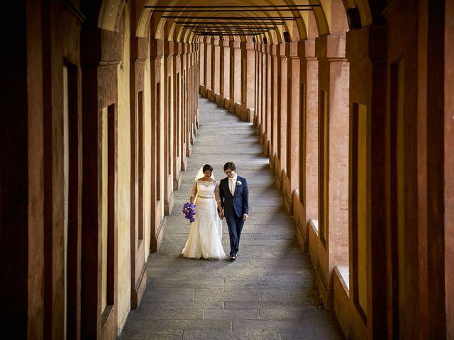 Il matrimonio di Alex e Clarissa a Bologna, Bologna 25