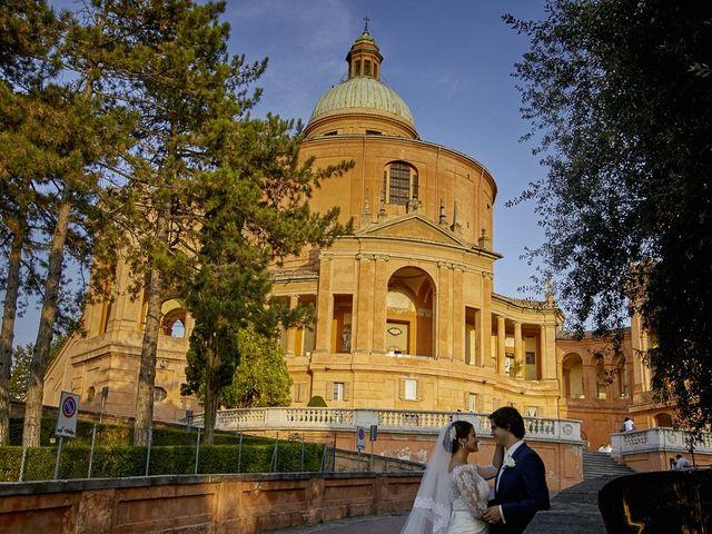Il matrimonio di Alex e Clarissa a Bologna, Bologna 26