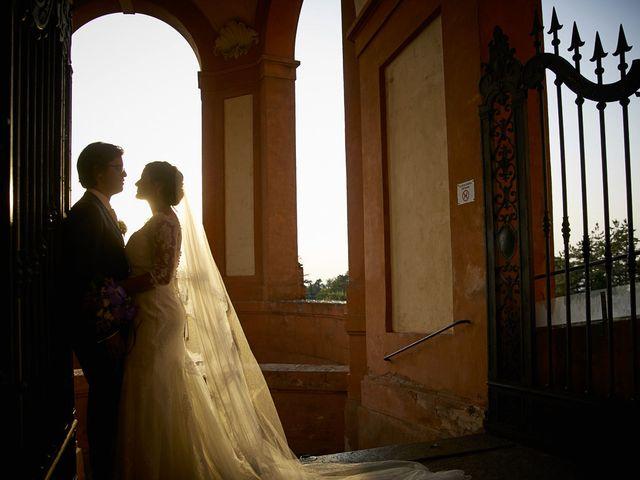 Il matrimonio di Alex e Clarissa a Bologna, Bologna 28