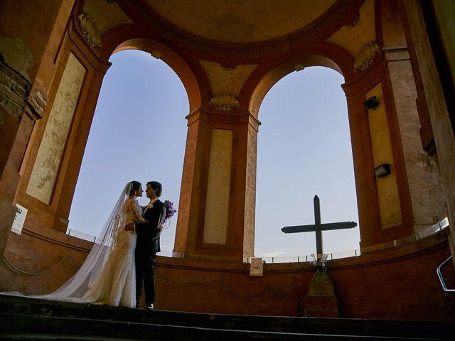 Il matrimonio di Alex e Clarissa a Bologna, Bologna 32
