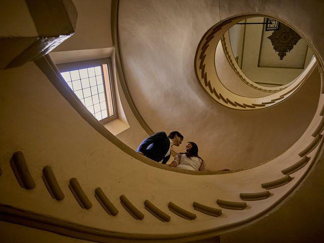 Il matrimonio di Alex e Clarissa a Bologna, Bologna 53