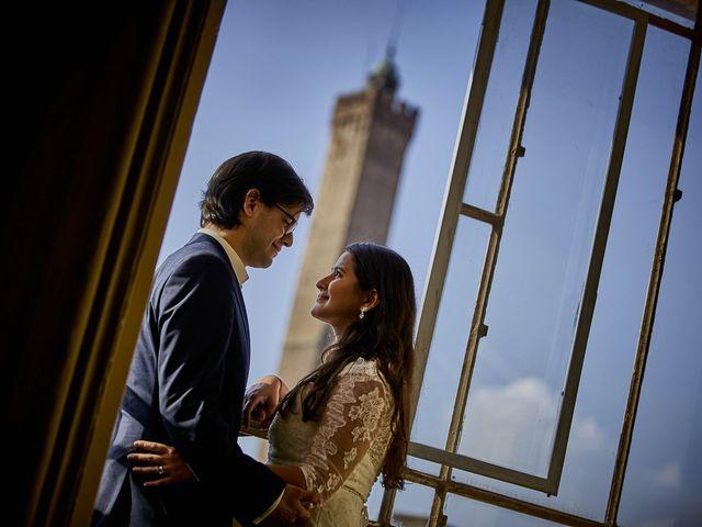 Il matrimonio di Alex e Clarissa a Bologna, Bologna 56