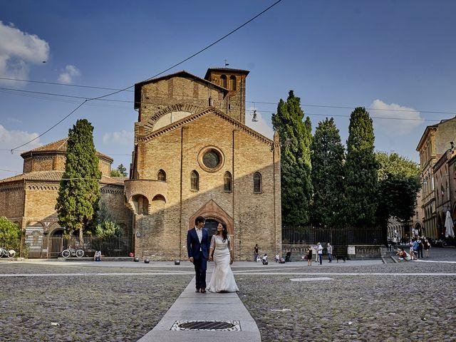 Il matrimonio di Alex e Clarissa a Bologna, Bologna 57