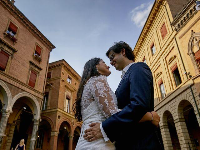 Il matrimonio di Alex e Clarissa a Bologna, Bologna 58