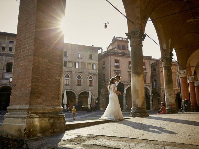 Il matrimonio di Alex e Clarissa a Bologna, Bologna 59