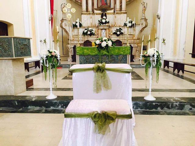 Il matrimonio di Dennis e Jessica a San Mango d'Aquino, Catanzaro 5