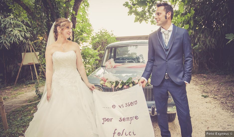 Il matrimonio di Erik e Eleonora a Ferrara, Ferrara