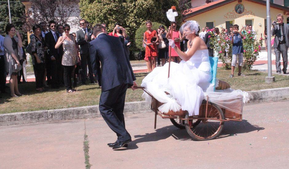 Il matrimonio di Tanya e Dario  a San Vito al Tagliamento, Pordenone