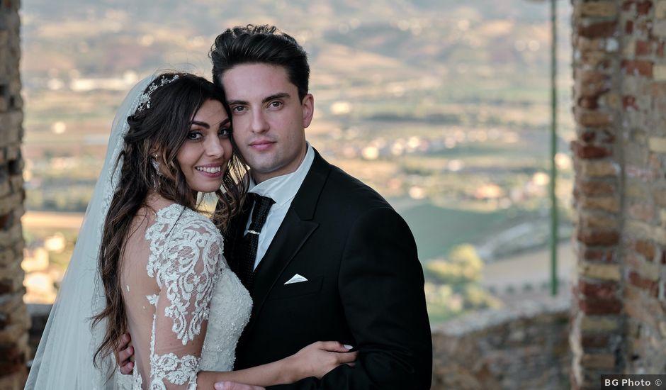 Il matrimonio di Francesca e Michele a Roseto degli Abruzzi, Teramo