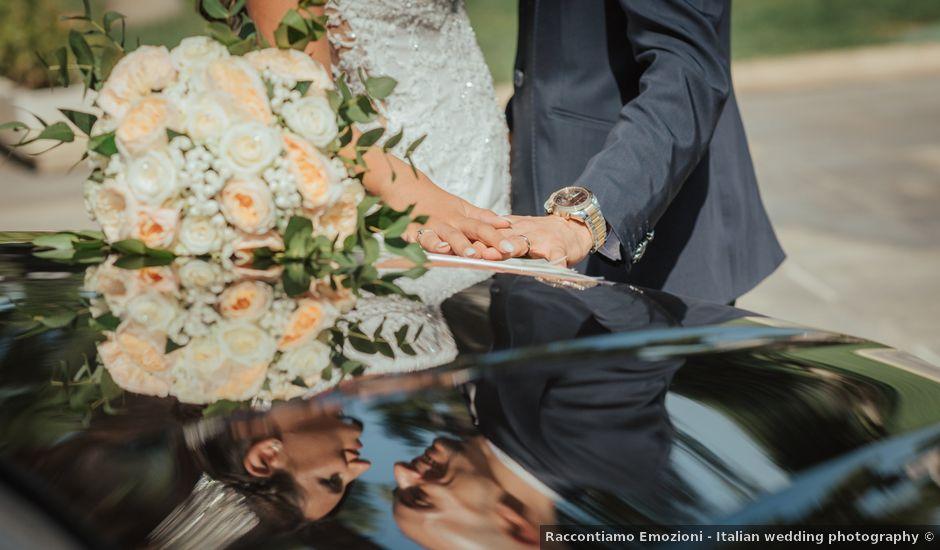 Il matrimonio di Gabriele e Nica a Corato, Bari