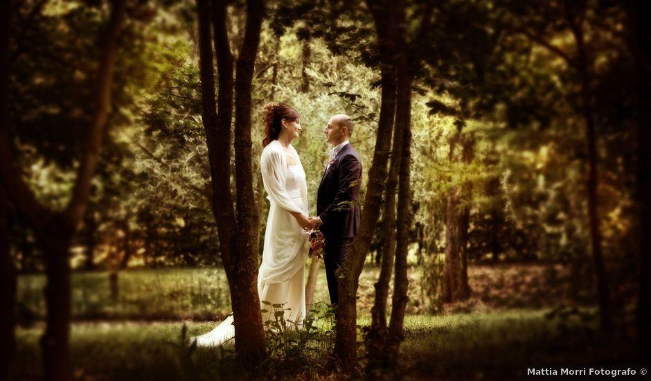 Il matrimonio di Davide e Francesca a Dozza, Bologna