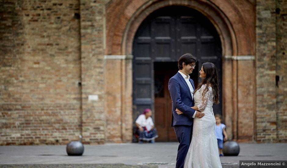 Il matrimonio di Alex e Clarissa a Bologna, Bologna