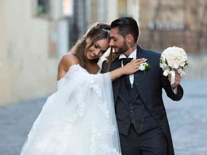 le nozze di Veronica e Diego