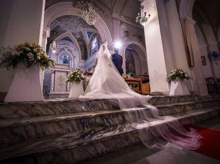 le nozze di Giovanna e Claudio 1