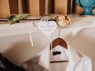 Le nozze di Arianna e Gianni 3