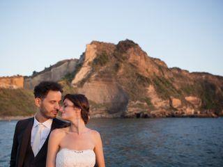 Le nozze di Amalia e Vincenzo