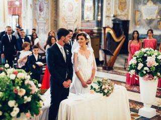 Le nozze di Erika e Vincenzo 1