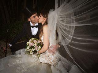 Le nozze di Manola e Andrea