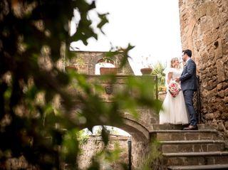 Le nozze di Brynna e Tom