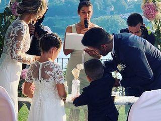 Le nozze di Veronica e Flavio 1